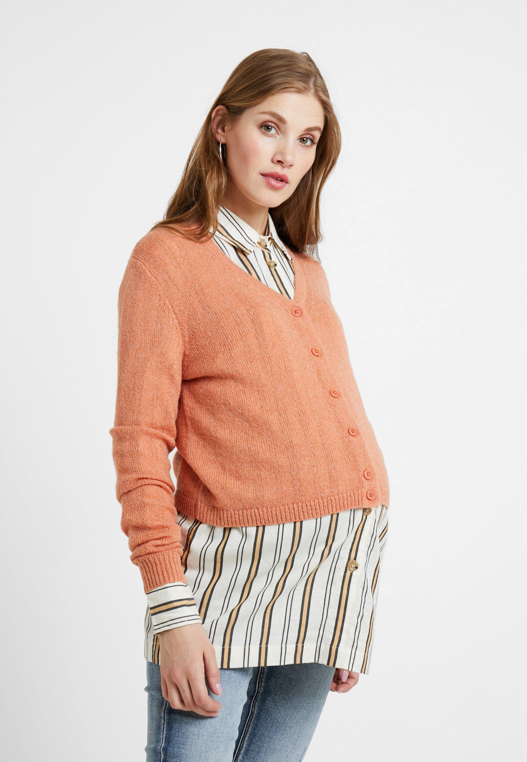 Orange Queen Tawny Mum CardiganGilet Mum Queen PnOkw0
