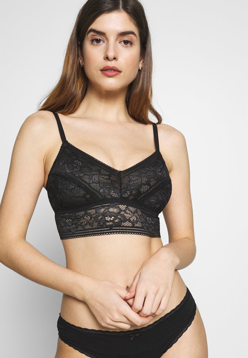 Marks & Spencer London - LOUISA BRALET UPDATE - Bustier - black