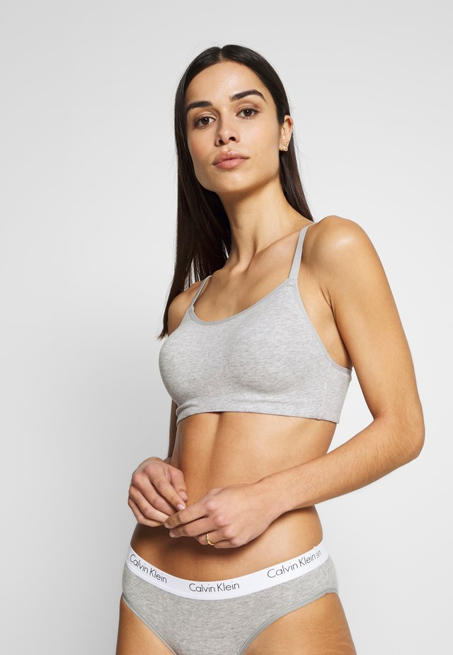 FLEXIFIT BRA - T-shirt-bh - grey marl