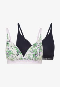Marks & Spencer London - PAD 2 PACK - Triangel-BH - lilac mix - 4