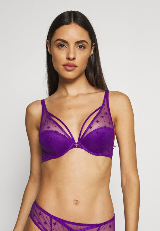 FLIRTY HAPEX - Reggiseno con ferretto - purple
