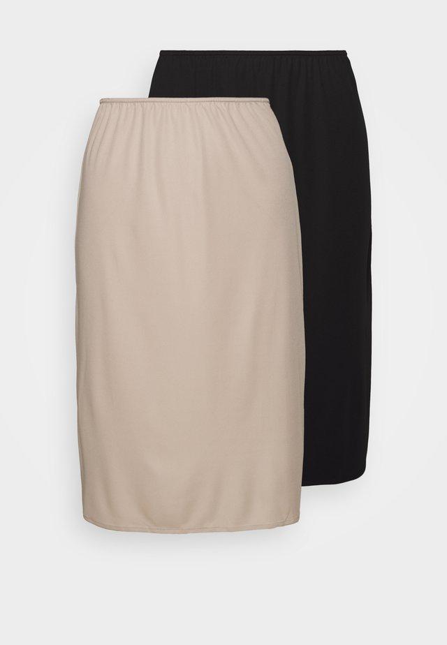2 PACK - Shapewear - black