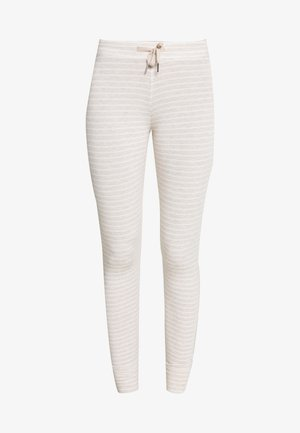 FLEXI STRIPE REGULAR - Pantalón de pijama - offwhite