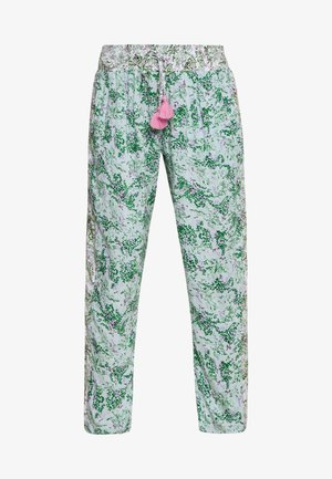 PANT REGULAR - Pyjamasbukse - mint