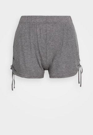 SHORT LOUNGE SHORT - Pyjamasbukse - charcoal