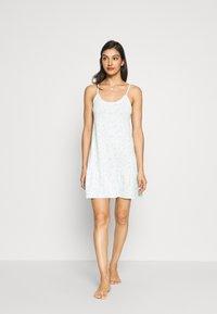 Marks & Spencer London - CHEMISE - Nattskjorte - mint - 0
