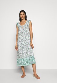 Marks & Spencer London - BUS NIGHTDRESS - Nattskjorte - mint - 1