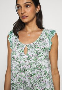 Marks & Spencer London - BUS NIGHTDRESS - Nattskjorte - mint - 4