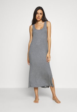 NIGHTDRESS - Nightie - charcoal