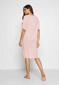 Marks & Spencer London - MINISHIRT LOUNGE - Nattskjorte - pink - 2