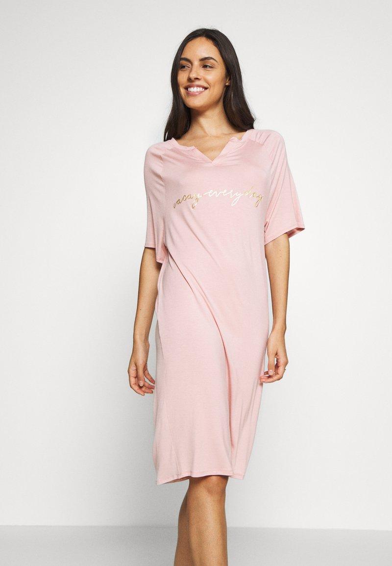 Marks & Spencer London - MINISHIRT LOUNGE - Nattskjorte - pink