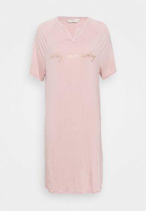 MINISHIRT LOUNGE - Koszula nocna - pink