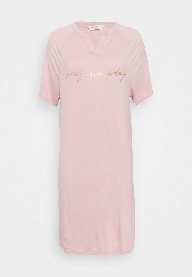 MINISHIRT LOUNGE - Nattrøjer / negligé - pink