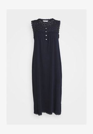 NIGHTDRESS - Nattlinne - navy