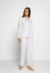 Marks & Spencer London - HANGING TILE SET - Pyžamová sada - white - 0