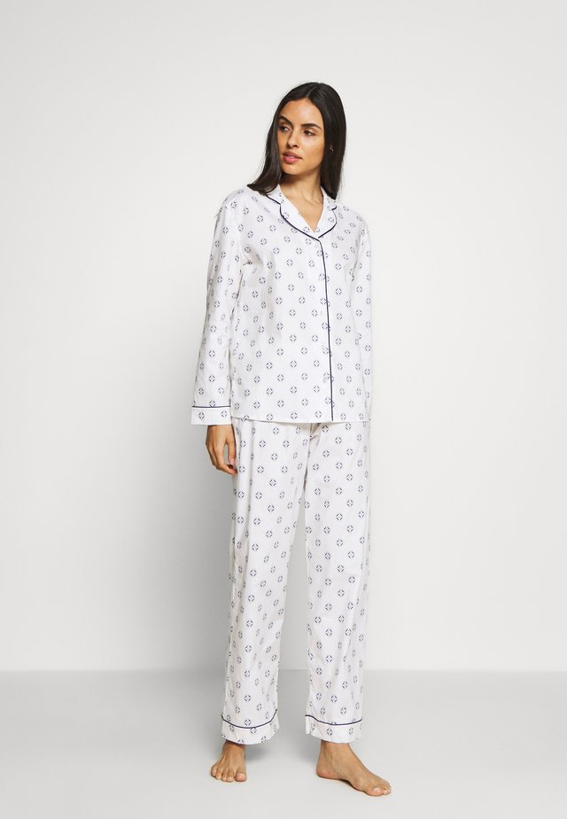 HANGING TILE SET - Pyjama - white