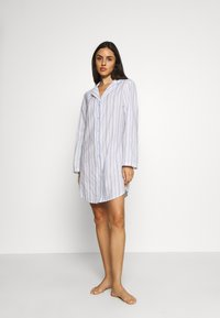 Marks & Spencer London - MINISHIRT - Nightie - blue - 0