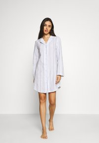 Marks & Spencer London - MINISHIRT - Nightie - blue - 1