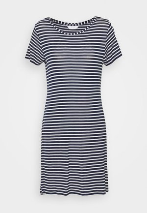 MINISHIRT STRIPE - Nightie - navy mix