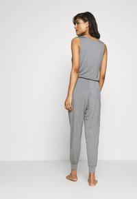 Marks & Spencer London - HANGING LOUNGE JUMPSUIT - Pyjamas - charcoal - 2