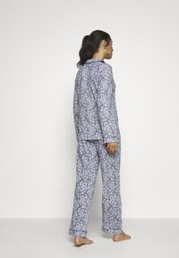 Marks & Spencer London - HANGING FLORAL SET - Pyjamas - blue mix - 2