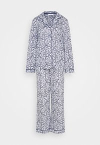 Marks & Spencer London - HANGING FLORAL SET - Pyjamas - blue mix - 4