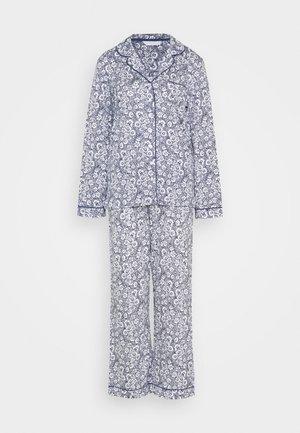 HANGING FLORAL SET - Pijama - blue mix