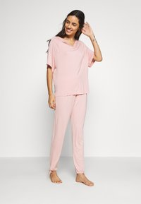 Marks & Spencer London - HANGING SET - Pyjama set - pink - 1