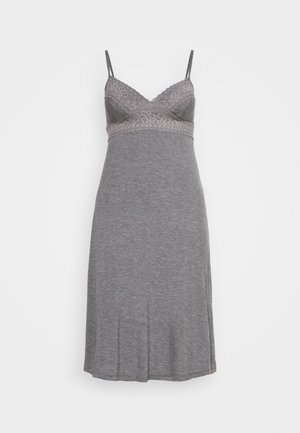 CHEMISE SOFT CUP - Nachthemd - charcoal