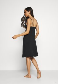 Marks & Spencer London - CHEMISE SOFT CUP - Noční košile - black - 2
