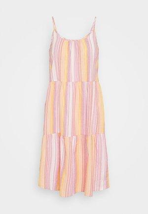 NIGHTDRESS STRAP - Nattskjorte - pink mix