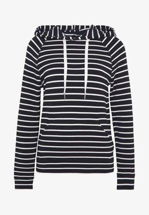 FLEXI STRIPE - Pyžamový top - black
