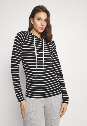 FLEXI STRIPE - Pyjamasoverdel - black