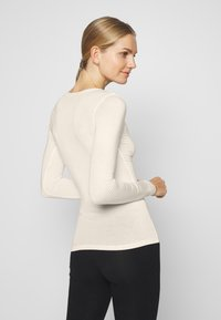 Marks & Spencer London - HEAT GEN LONG SLEEVE - Undertröja - light cream