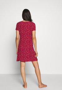 Marks & Spencer London - Nattskjorte - red - 2