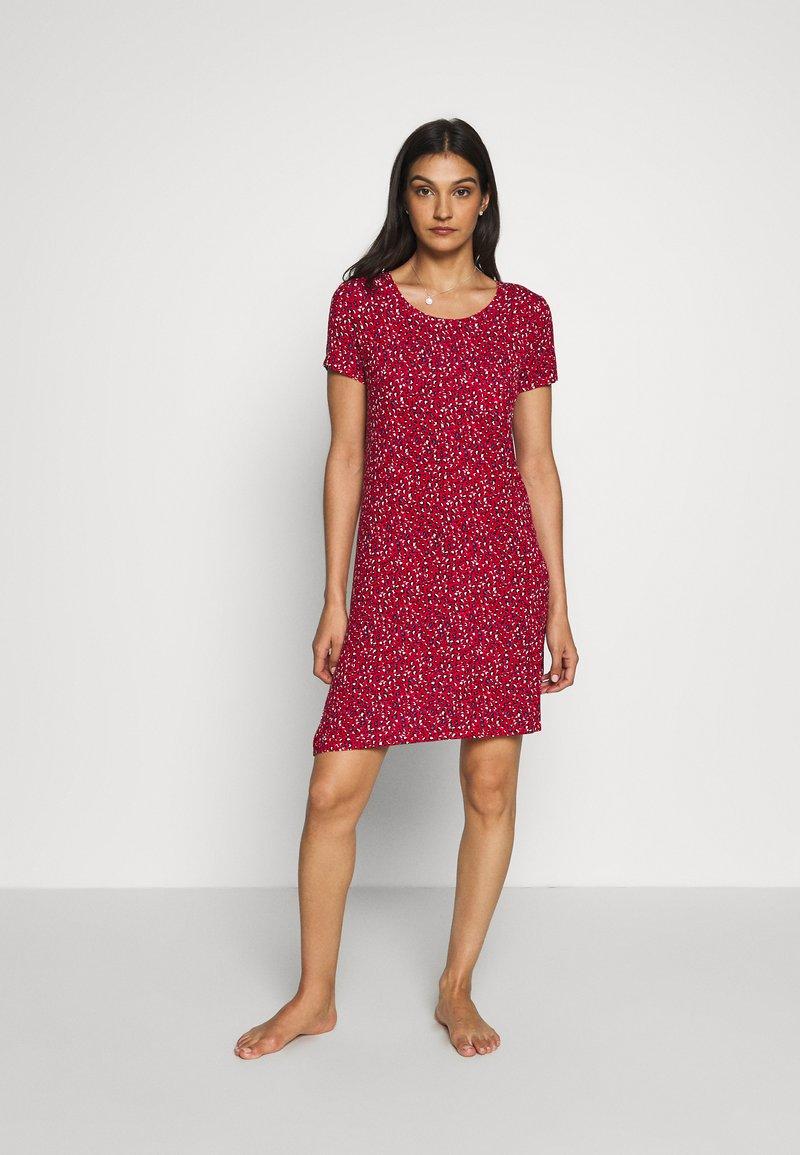 Marks & Spencer London - Nattskjorte - red