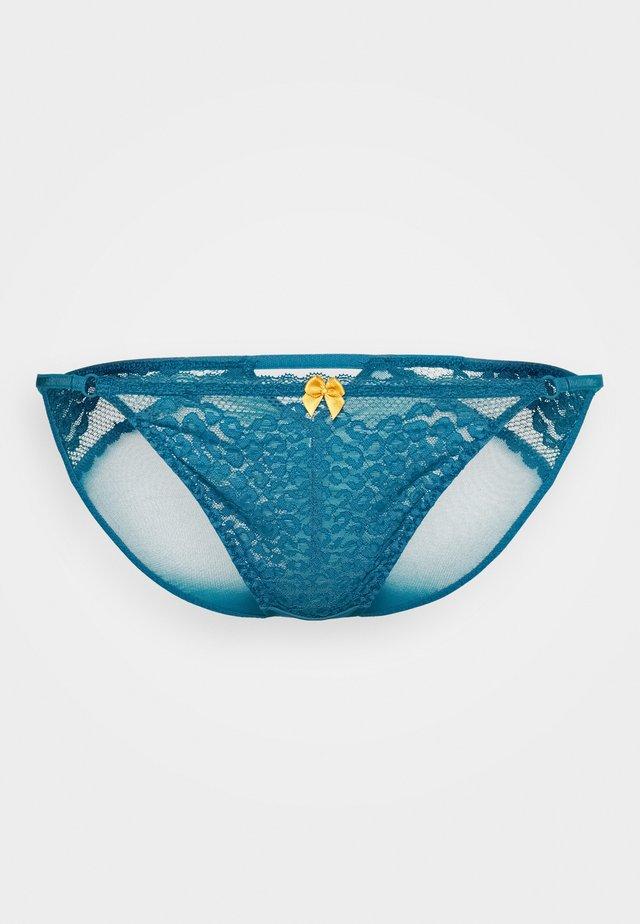 LEOPARD - Briefs - blue