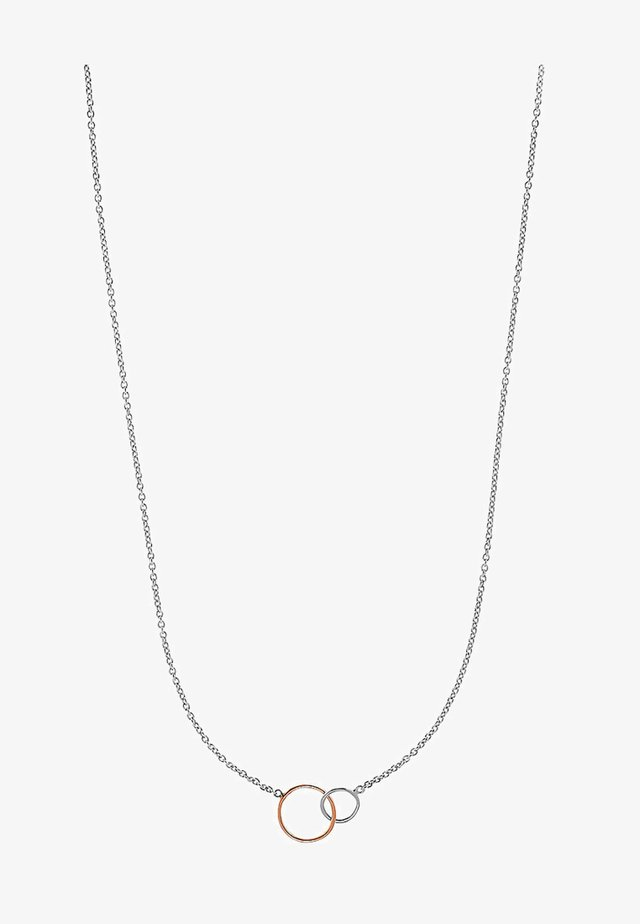 Halskette - bi-coloured