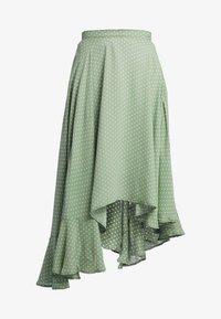 Sister Jane - HERBAGE BUTTERFLY SKIRT - Maxirok - green - 3