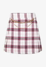 COURTLY MINI SKIRT - A-lijn rok - multi