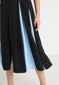 Sister Jane - PROPELLER MIDI DRESS - Koktejlové šaty/ šaty na párty - black - 5