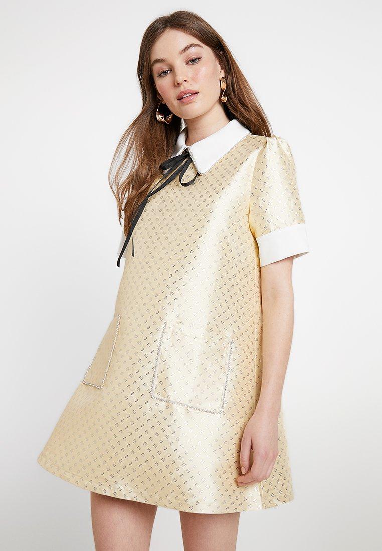 Sister Jane - LADY LANE COVEN DRESS - Freizeitkleid - gold