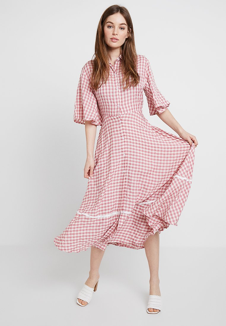 Sister Jane - AVENUE AFFAIR DRESS - Maxi dress - rose