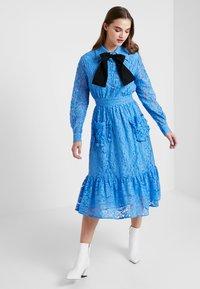 Sister Jane - WE THE WILD DRESS - Vestito lungo - blue - 1