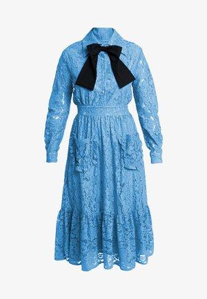 WE THE WILD DRESS - Maxi-jurk - blue