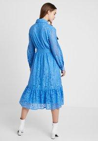 Sister Jane - WE THE WILD DRESS - Vestito lungo - blue - 2