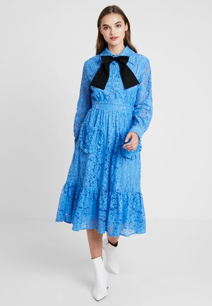 WE THE WILD DRESS - Maxi-jurk - blue