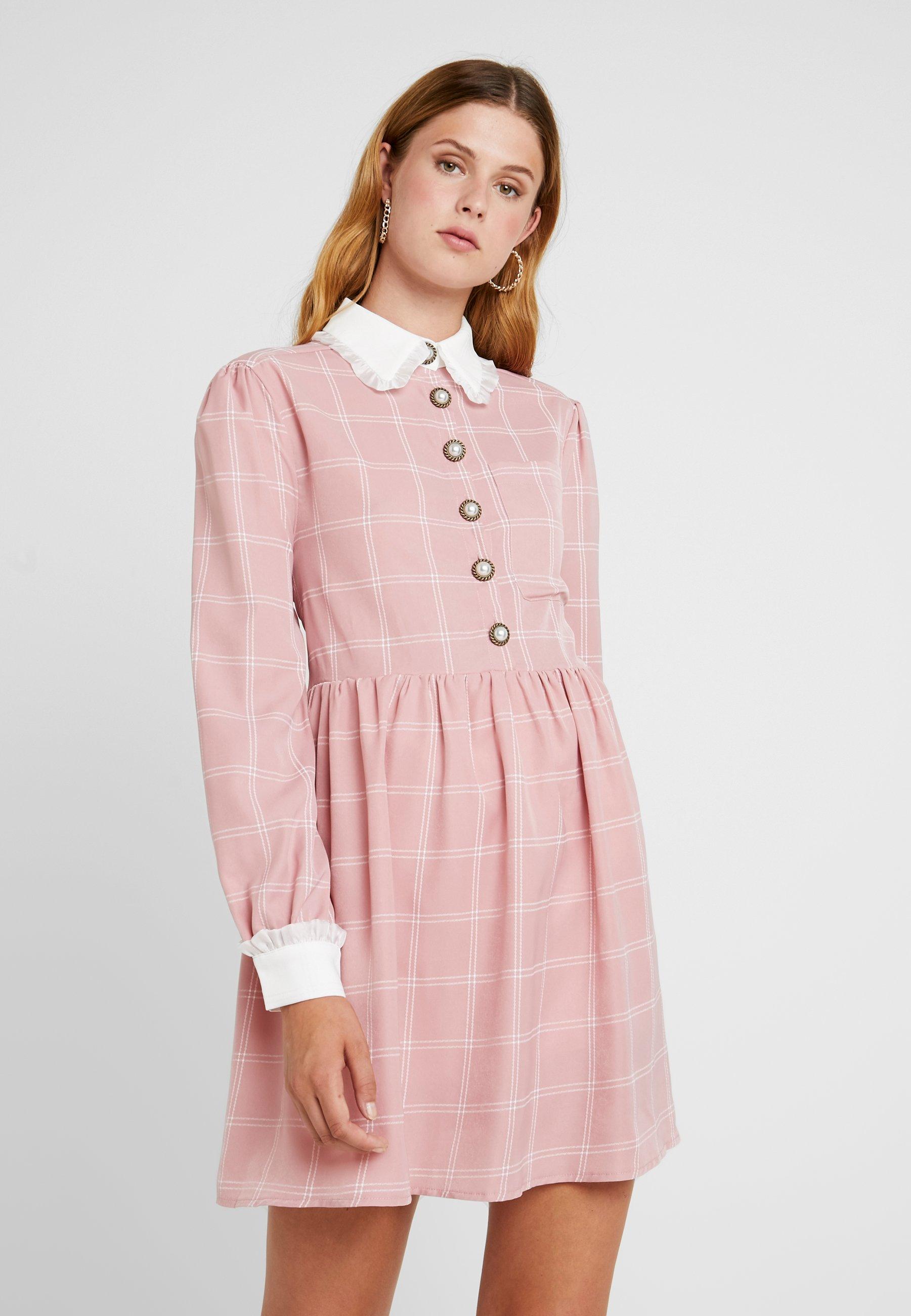 Smock DressRobe Chemise Just Pink Jane Sister clJTKF1