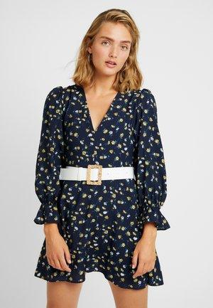 ONE MINI DRESS - Denní šaty - navy