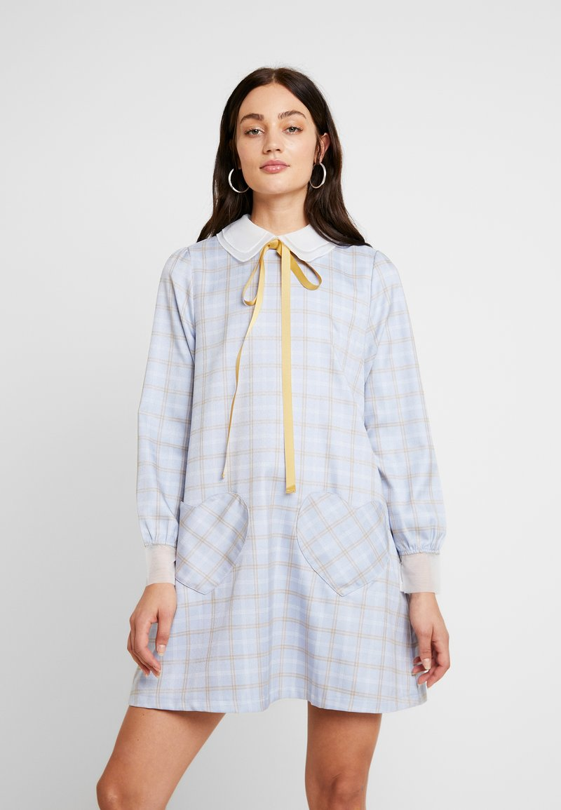 Sister Jane - CATHERINE COVEN DRESS - Kjole - light blue